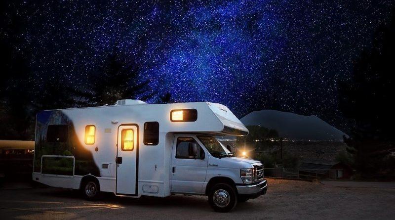 Cestování v karavanu: mýty, které se o tom povídají