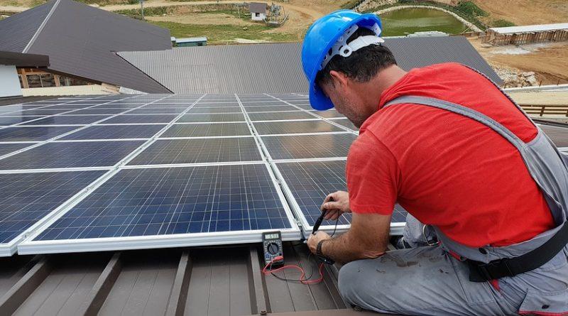 Fotovoltaika a její instalace