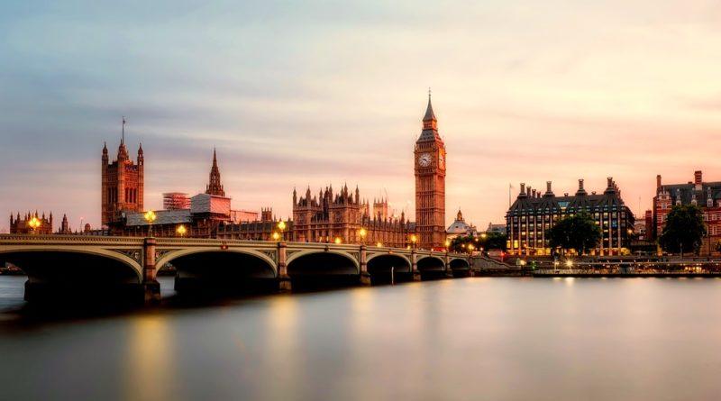 Dovolená v Londýně