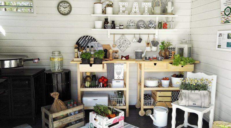 Jaké rostliny volit do kuchyně?