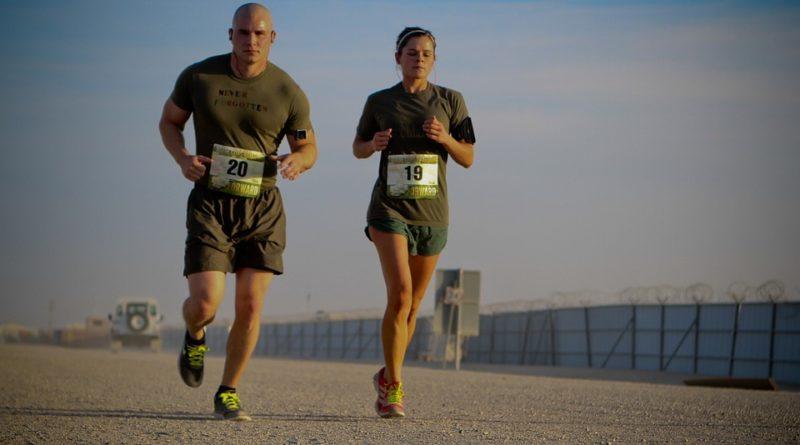 Klienti DRFG Davida Rusňáka vyběhli k Brněnské přehradě s reprezentačním běžcem Homoláčem