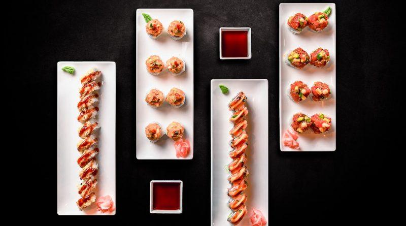 Méně známé druhy sushi, které byste měli ochutnat