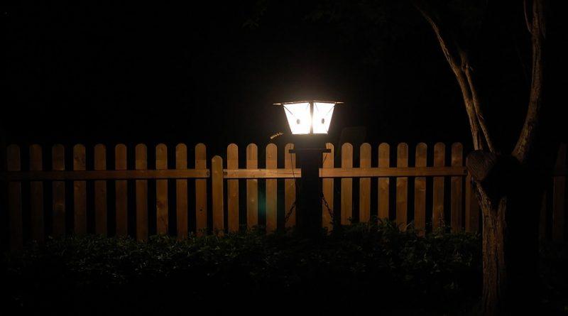 Vybíráme osvětlení do zahrady